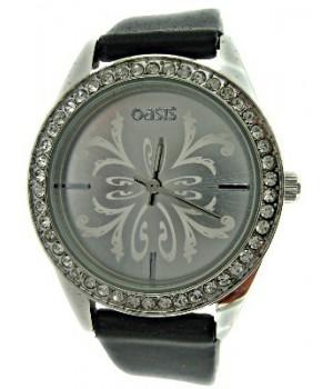 Дамски часовник Oasis Black